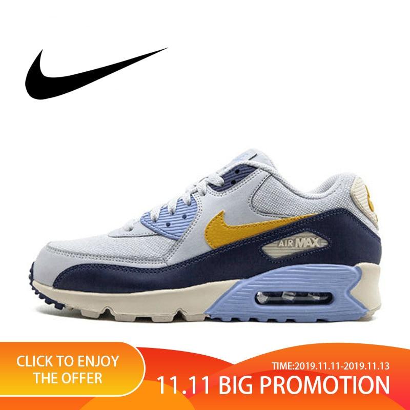 pesado educar sobresalir  NIKE AIR MAX 90 ESSENTIAL Women's Running Shoes Original Authentic ...