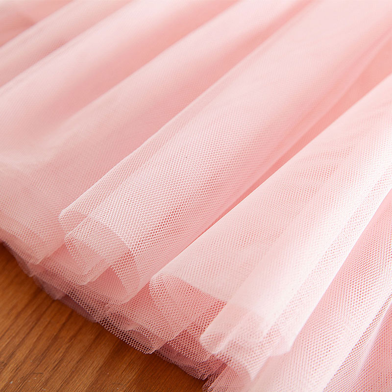 H2e1d9ffb30004c2e8c3685ba9a82e35c0 Red Kids Dresses For Girls Flower Lace Tulle Dress Wedding Little Girl Ceremony Party Birthday Dress Children Autumn Clothing