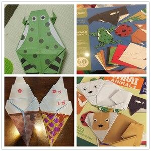 Image 5 - ميدير لعب للأطفال الأطفال الإبداعية اليدوية اوريغامي يدوية الصنع DIY بها بنفسك مجموعة رياض الأطفال اليدوية اوريغامي لعب للأطفال> 3Y