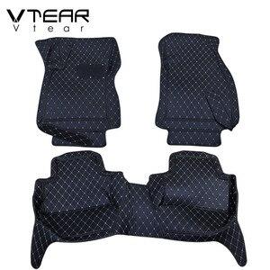 Image 3 - Vtear לchery Tiggo 4 פנים שטיח רצפה עמיד למים כרית שטיחי מחצלת כיסוי קישוט סטיילינג Mouldings אביזרי חלקים