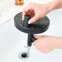 Sewer tools hand toilet dredger household pipe cleaning artifact kitchen toilet digging blockage