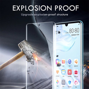 Image 3 - 3Pcs Hydrogel Protective Film For Huawei P30 P40 P20 lite Mate 10 20 Pro Screen Protector For Huawei P30 P20 P40 Pro lite Film