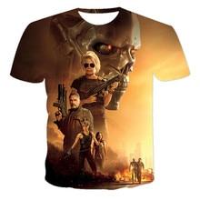 Camiseta con estampado 3D para hombre y mujer, camiseta Harajuku de manga corta, camiseta divertida de personalidad