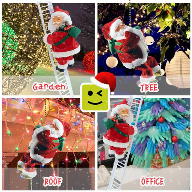 Electric-Santa-Claus-Climb-Ladder-Christmas-Hanging-Decoration-Christmas-Tree-Ornaments-Party-Kids-G (1)