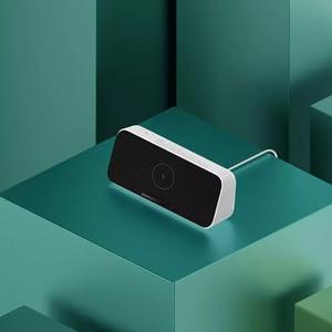 Image 5 - Xiaomi 30W MAX de carga inalámbrica Bluetooth 5,0 altavoz con soporte de micrófono Mi AI NFC para iPhone 11 Samsung Xiaomi 10/10 Pro