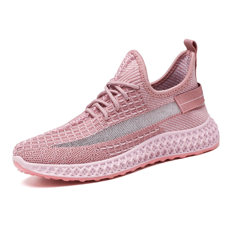 Women Casual Shoes Flat Lace Up Women Vulcanize Shoes Breathable Walking Spring Summer Ladies Sneakers 2020 Flat