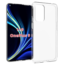 100pcs/lot Clear Case For Oneplus 9 PRO 9 Nord N10 N100 Anti Finger TPU Back Cover For Oneplus 8 8 PRO 8T Nord