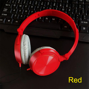 Wired Computer Headset with Microphone Heavy Bass Game Karaoke Voice Headset NK-Shopping 1