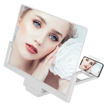 Glass-Bracket Magnifier Cell-Phone-Amplifier Phone-Screen 14inch HD for Movie-Game Folding