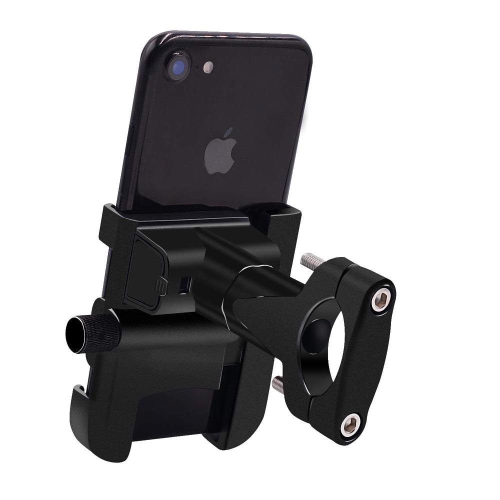 Lykas carregador de celular para motocicleta, carregamento
