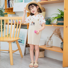 Summer Dresses for Girls Vestidos De Verano Lolita Dress Kids Dress Clothes Casual Ropa Europea Sukienka Letni Robe Ete Floral maternity dress funny pregnancy clothes 2016 vestido embarazada verano ropa premama camisa robe femme enceinte hamile giyim c548