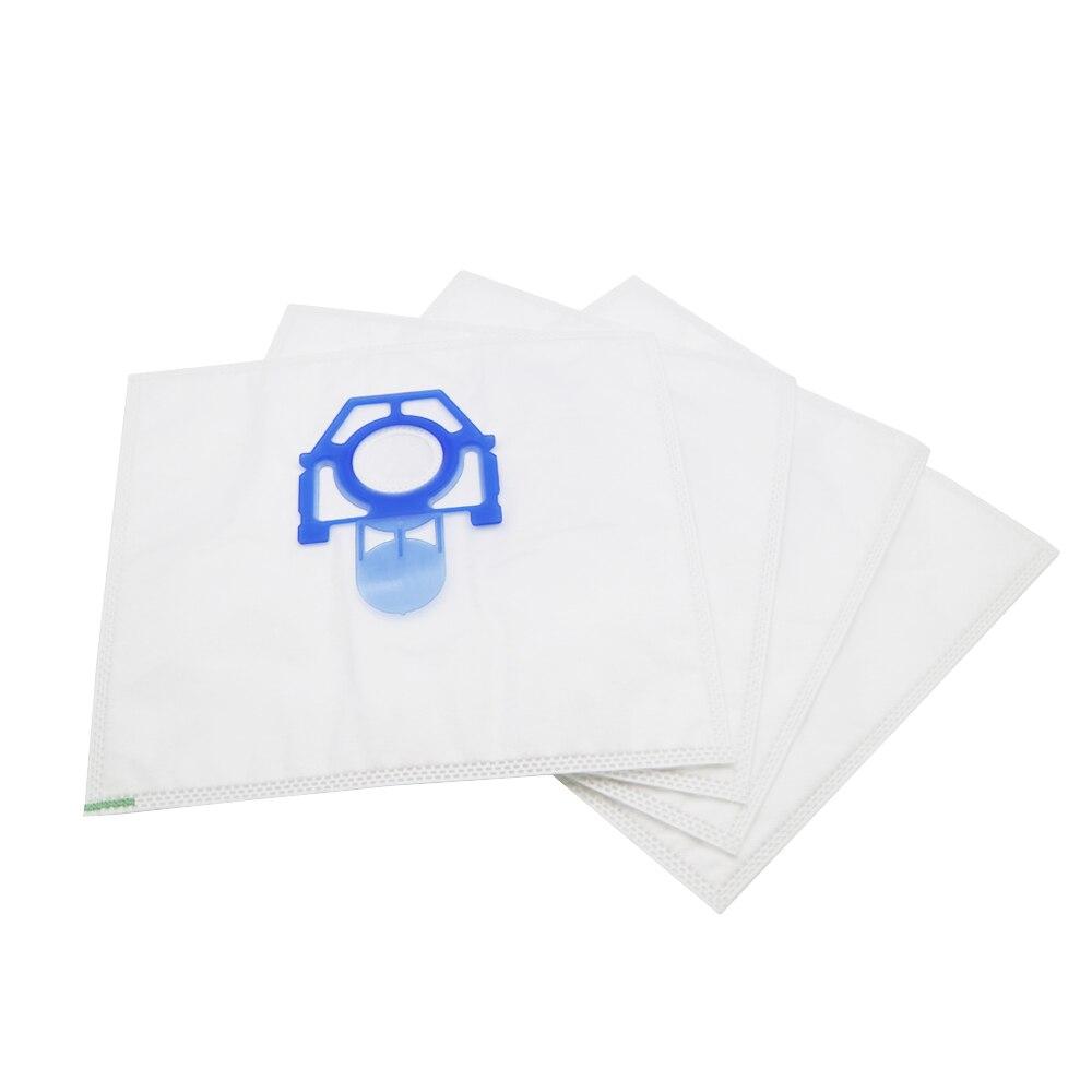 15PCs Non-woven Fabric Dust Bag For ZELMER ZVCA100B 49.4000 Fit Aquawelt 919.0 St ZVC752 Aquos 829.OSP 819.5 Maxim 3000 Flip 321