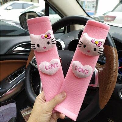 Hello Kitty Car Seat Set  11