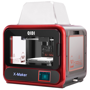 Image 2 - QIDI TECH 3D STAMPANTE X  maker riscaldata letto estraibile wifi Con ABS E PLA TPU 170 millimetri * 150mm * 160 millimetri di stampa facesheil
