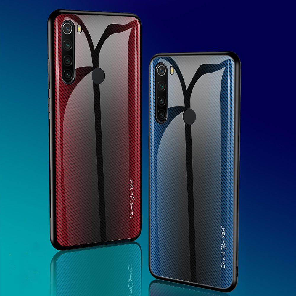 For <font><b>Xiaomi</b></font> Redmi Note 8 Pro 7 Pro 7A Phone Case Gradient Straps Protective Cover For <font><b>Xiaomi</b></font> <font><b>Mi</b></font> <font><b>9</b></font> <font><b>Se</b></font> 9T Pro Case Anti-knock <font><b>Capa</b></font> image