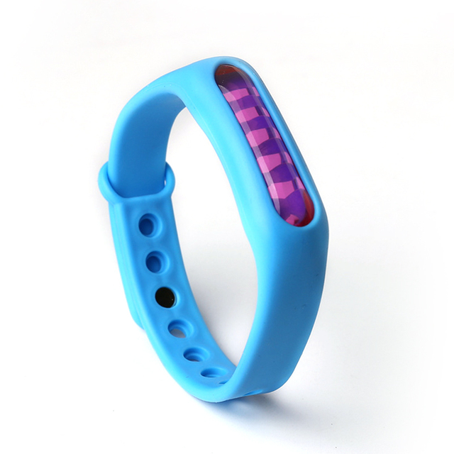 1set Eco Bracelet Anti-mosquito Capsule Pest Insect Control Mosquito Repellent Wristband For Kids Mosquito Killer Dropshipping