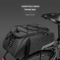 ABZB ROSWHEEL 2018 New 141465 Mountain Road Bicycle Cycling Rear Seat Rack Trunk Bag