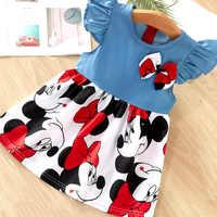 Vestido de la muchacha del bebé 2020 novedad de verano chica Floral vestido de bebé de algodón vestido de princesa Floral vestidos de Navidad vestido de Navidad