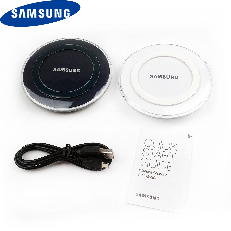 Samsung S10 cargador inalámbrico Original 10W 1
