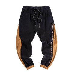 Hip Hop Pantaloni Originali Pantaloni Sciolti Direttamente Pantaloni Sportivi Heron Preston Pantaloni Della Tuta Mens Pantaloni Larghi Del Piedino Pantaloni Mens Classico NN50CK