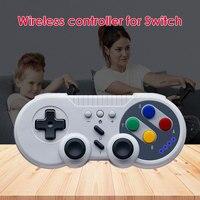 Controller Gamepad Wireless Controller di gioco Gamepad Wireless per Nintendo Switch PC Dual Motor vibrazione Turbo TV Box