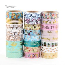 1X 10m Japanese Cute Kawaii DIY Decorative Adhesive Tape Washi Tape Scrapbooking Masking Tape Label cute kawaii lace adhesive washi tape flower decorative masking tape for home decoration photo album free shipping 3645