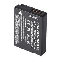 Akumulator do aparatów cyfrowych Panasonic Lumix DMC-TZ6, TZ7, TZ8, TZ9, TZ10, TZ18, TZ19, TZ20, TZ22, TZ25, TZ30, TZ35