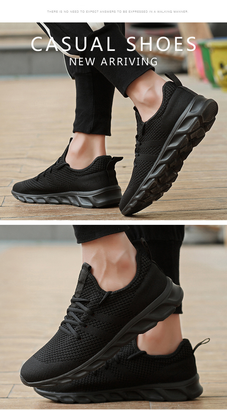H2e2591f1d9c64861a5088b7d0695922cb Flyknit Men Shoes Light Sneakers Men Breathable Jogging Shoes for Men Rubber Tenis Masculino Adulto Plus 35 46 48