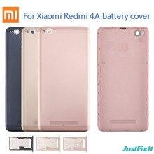 Originele Case Voor Xiaomi Redmi 4A Batterij Cover Achterdeur Terug Behuizing Case Voor Xiaomi Redmi 4A Back Battery Cover vervanging