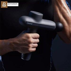 Image 1 - Youpin YUNMAI Macchina di Massaggio Pro di Base Profondo Rilassamento Muscolare Fascia Massager 3 Modalità di Terapia per il Corpo Senza Fili Tenuto In Mano Elettrico M