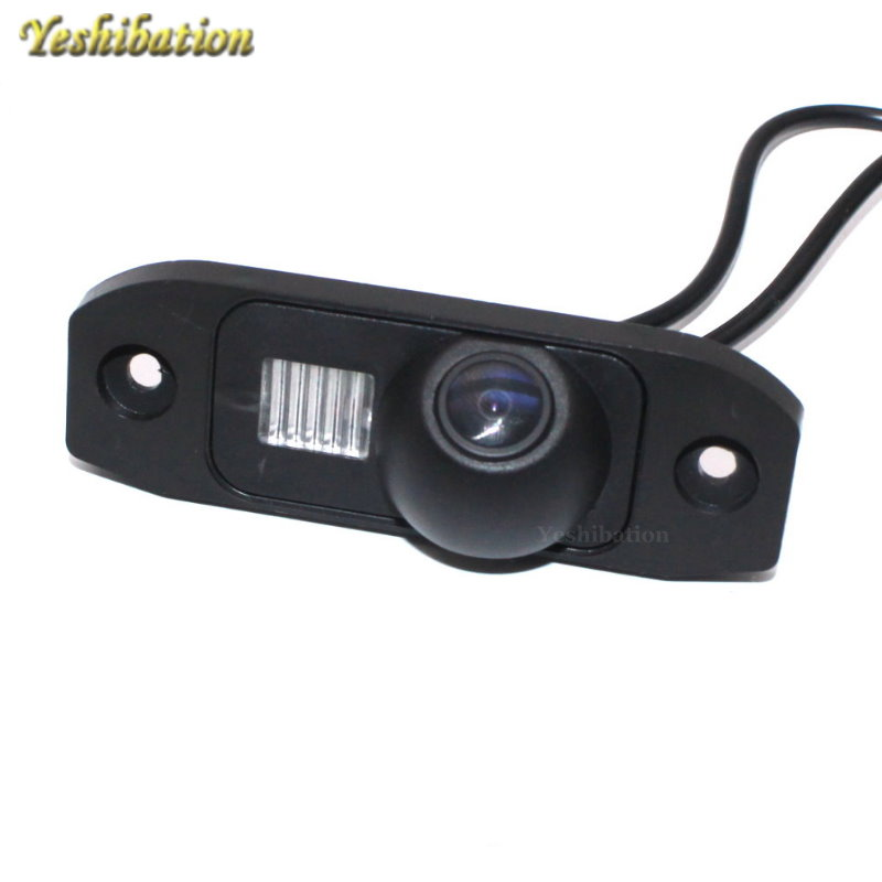 Yeshibation Back up Parking Camera For <font><b>Volvo</b></font> XC90 <font><b>XC</b></font> <font><b>90</b></font> 2007~2014 HD SONY CCD Night Vision Reversing Camera image