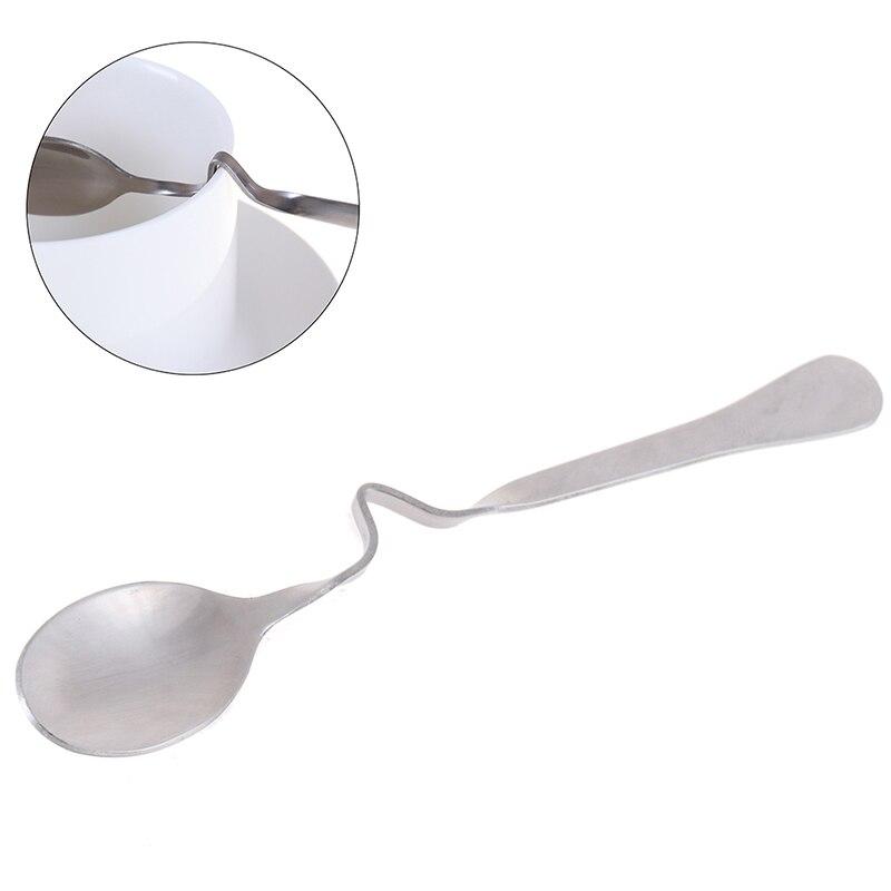 Stainless Steel Polishing Coffee Spoons Tea Spoon Stirring Spoon 14cm