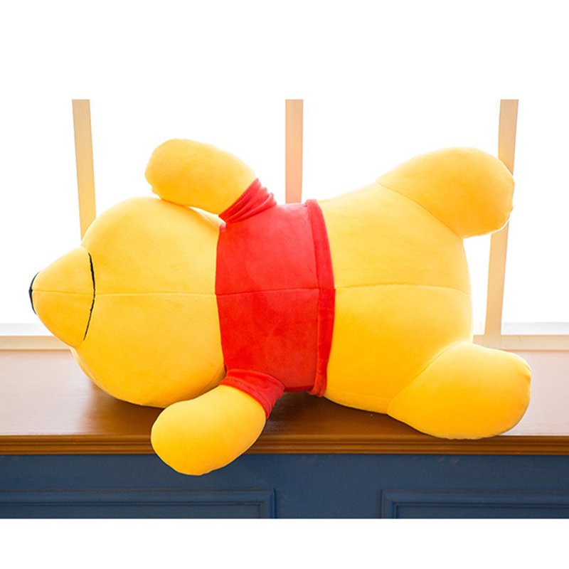 Image 2 - 45cm Cute Winnie the Pooh Plush Animal Stuffed Toy Body Pillow Cotton Doll Birthday Christmas Present Children boy Girl Toy-in Plush Pillows from Toys & Hobbies