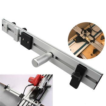 New Double-layer Guide Rail Right 90 Degrees Angle Cutting accessories Woodworking DIY Tools