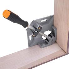 Folder-Tool Woodworking 90-Degree Clip Frame Angle-Clamp Right-Angle Aluminum