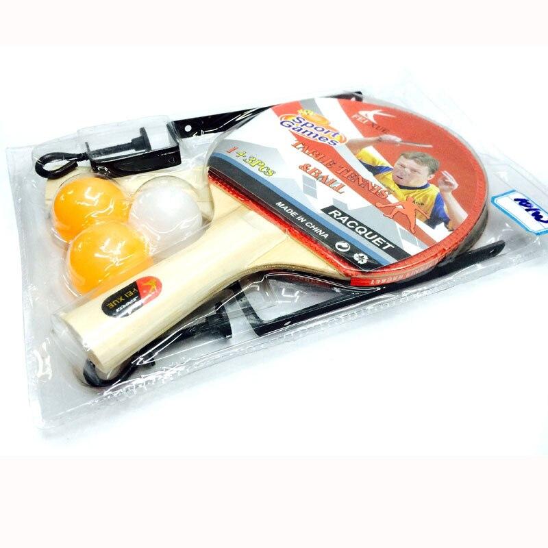 Send 3 SCORE 1 Assistant Grid 1 Deputy Grid Tomohiro 101W Table Tennis Racket Blister Card Table Tennis Set Ping Pong Shot