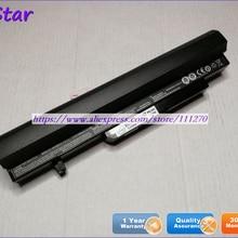 QISTAR 11,1 V 5600 мАч натуральная W110BAT-6 6-87-W110S-4271 ноутбук батарея для Clevo W110ER Тетрадь компьютер