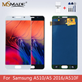 10 PCS LCD For Samsung Galaxy A5 2016 LCD SM A510F A510M A510FD LCD Display Touch Screen Replacement Parts