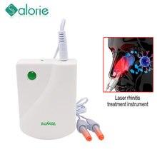 Máquina de cuidado de la salud con láser para la fiebre del heno, dispositivo de cuidado de la salud de pulso de baja frecuencia para la rinitis nasal