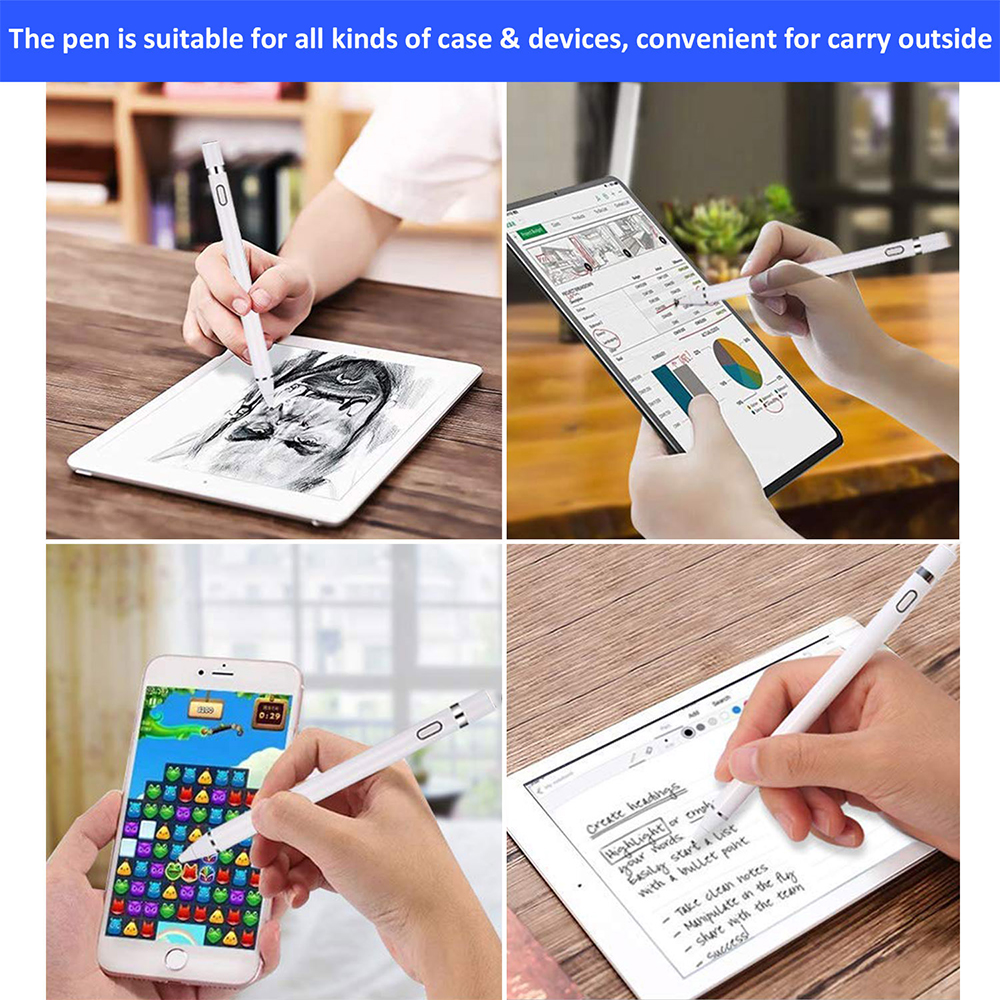 Universal Capacitive Stylus for IOS/Android 6