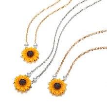Винтажное длинное ожерелье Женское Ожерелье из искусственного
