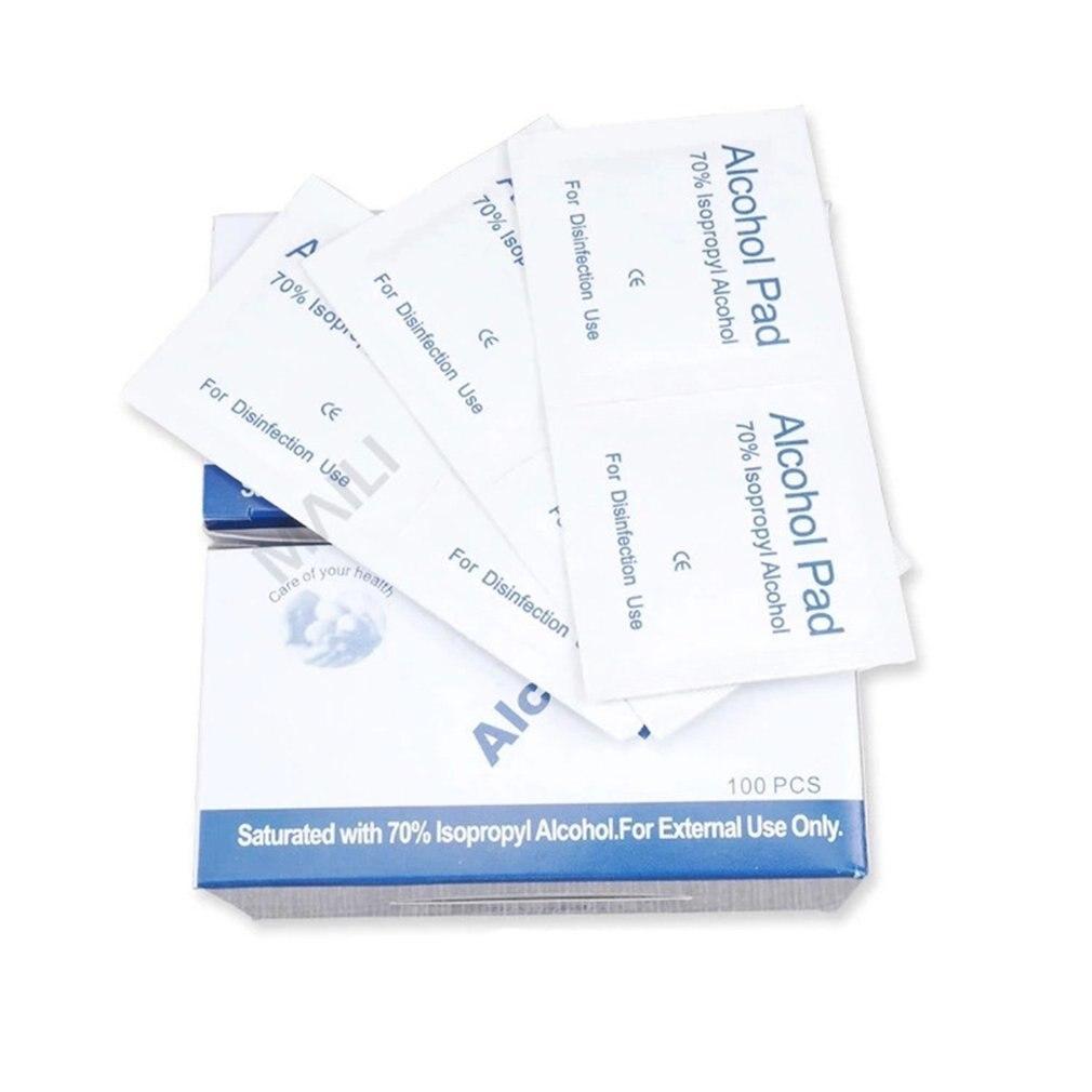 100Pcs disposable cotton pad disposable cotton wipe pad