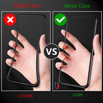 Magnetic Case For iPhone and Samsung