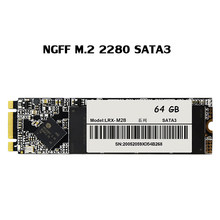 64Gb Ngff M.2 Ssd 2280 SATA3 Interface Solid State Harde Schijf, geschikt Voor Desktop/Laptop Universal Hard Drive(China)