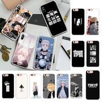 Tokio Revengers Funda para teléfono para iPhone X XS X MAX 6 6s 7 7plus 8 8 Plus 5 5S se 2020 11 12pro max xr Funda casos