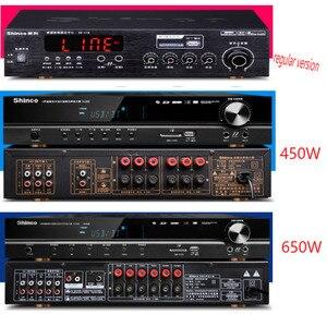 Image 5 - KYYSLB X 200 650 واط المنزل الصوت بلوتوث مضخم للصوت 5.1 المسرح المنزلي الصوت مضخم رقمي HIFI عالية مكبر كهربائي