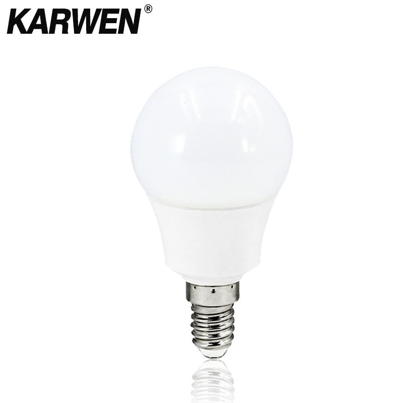 E14 Bombillas LED Light Bulb AC220-240V Ampoule 3W 6W 9W 12W Lampada LED Lamp E14 Cold/Warm White SMD2835 For Living Room