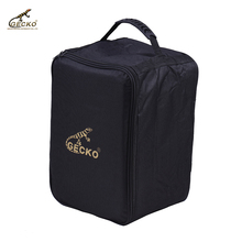GECKO M03 Kids Cajon Box Drum Bag Backpack Case 600D 5MM Cotton Padding with Carry Handle Shoulder Straps
