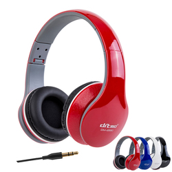 Wired Headphones Gamer Headsets Foldablel 3D Deep Bass Stereo Noise Reduction Gaming Earphones/Mic For Mobile PC