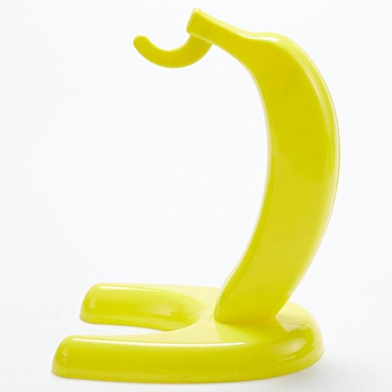 Best Creative Plastic Banana Hanger Floor Type Fruit Holder Rack Kitchen Storage Organizer Fruit Tool Kitchen Accessories